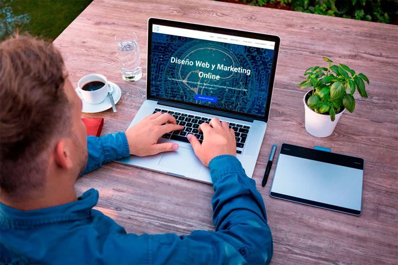 Diseño Web | Twin Leads | Marketing Online